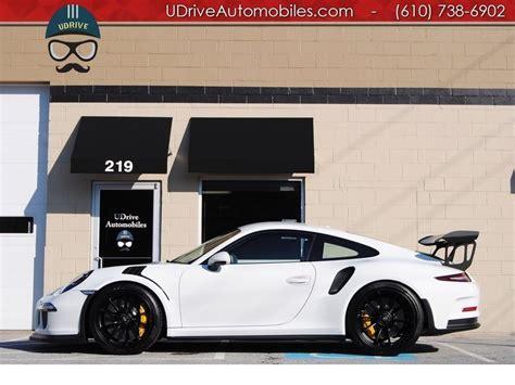 2018 Porsche 911 Gt3 Rs For Sale