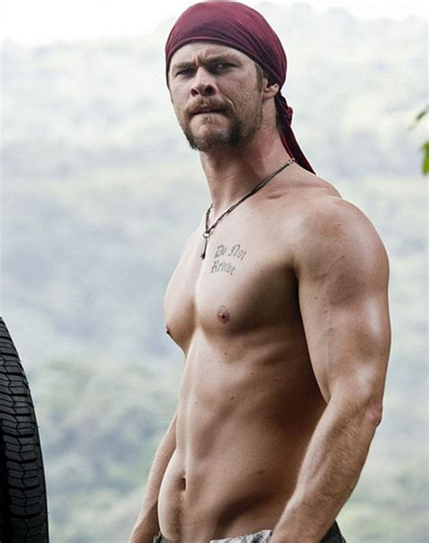 Bench Press Strength Routine by Chris Hemsworth Workout Gym Membership Fees