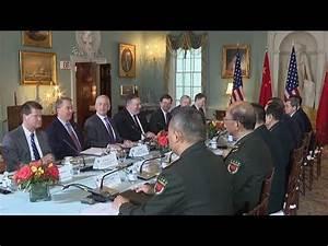 The Heat: China-US ties Pt 2 - YouTube