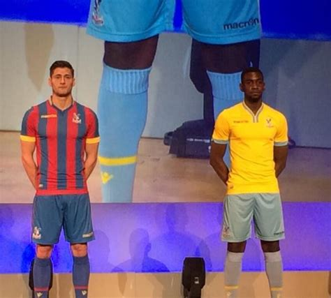 (image Gallery) All The New Premier League Kits For 2014