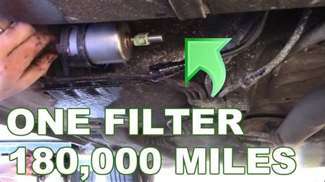 2007 Monte Carlo Fuel Filter by How To Replace A Fuel Filter Gm Fuel Filter