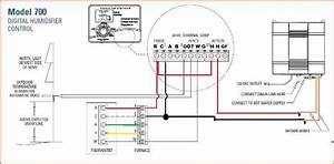 Question On Wiring Aprilaire 500 W  Electronic Humidistat