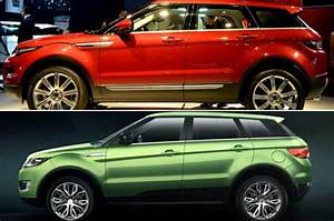 Jaguar Land Rover criticise Chinese car makers over 'fake ...