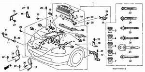 Honda Wiring Harness Diagram