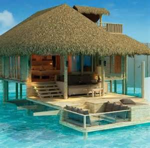 Maldives House On Water