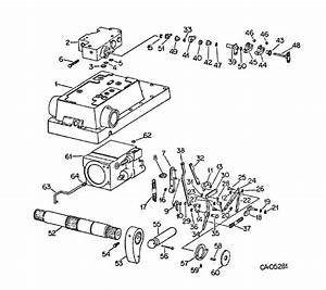1086 Weak Hydraulics  Pump  Valves  O