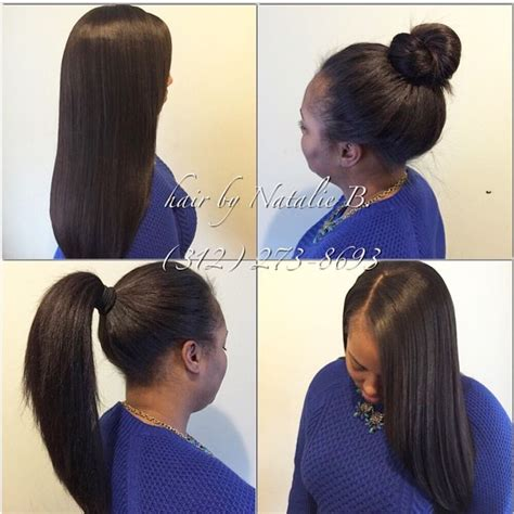 18 Inch Sew In Hairstyles by Is Your Sew In This Versatile If Not Come See Me