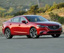 mazda car sales 2016 2018 mazda 6 redesign release date and specs