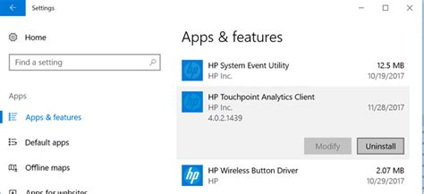 Hp Alleged Spyware Just Routine Program, Company Confirms