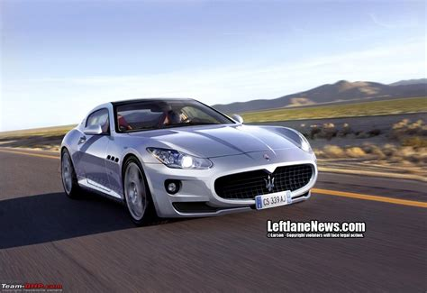 Maserati's 2-door Concept