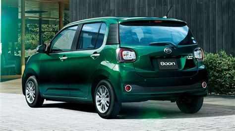 Bench Push by 2016 Daihatsu Boon Unveiled Next Myvi Incoming