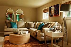 Casual, Luxe, Beach, House, Offers, Playful, Pops, Of, Color, In