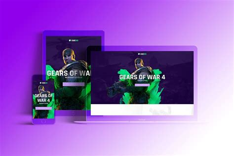 game store elementor pro layout card templates game