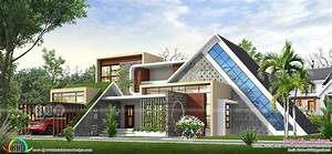Variety, Design, 4, Bedroom, Ultra, Modern, House
