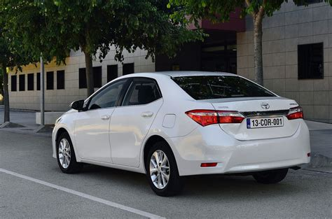 toyota corolla sedan   imported  thailand