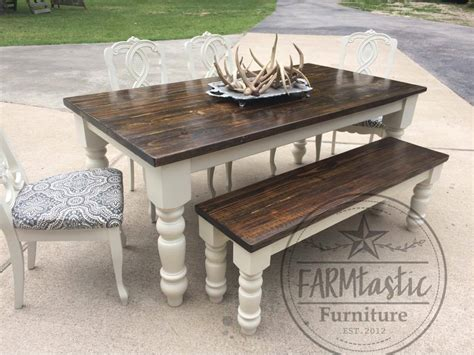 Farm Style Chairs by Farmtastic Table In Antique White Milk Paint Amp Arm R Seal