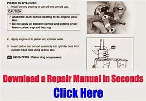 Download Outboard Repair Manual Instantly  How To Remove