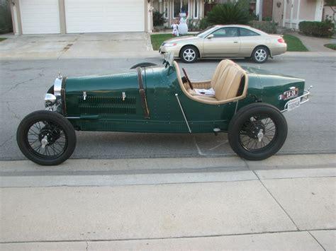 1927 bugatti roadster kit car.vw engine an frame. 1927 BUGATTI TYPE 35 REPLICA for sale in Inwood, West ...