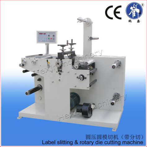 High Efficient Rotary Die Cutter Machine  Buy Rotary Die