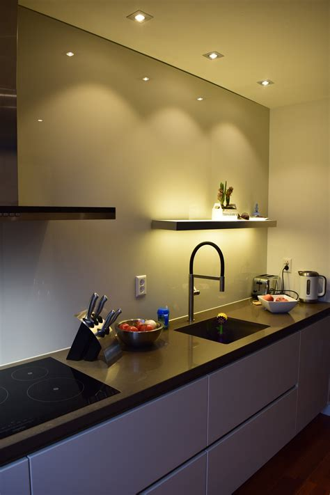 Glasplaat Keuken Hornbach by Achterwand Keuken Keuken Met Glazen Glazen With