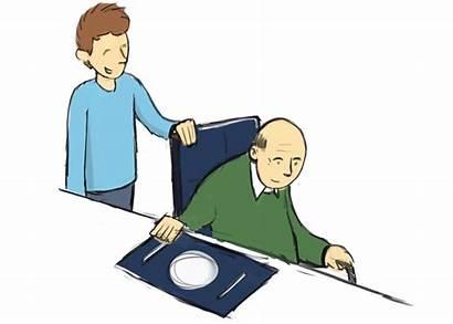Dementia Patient Clipart Care Friendly Transparent Training