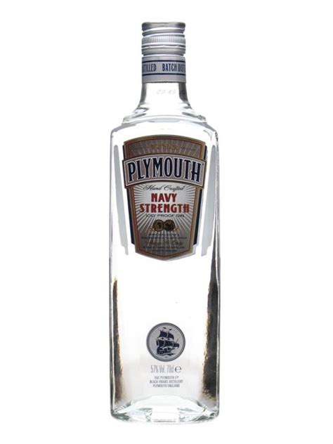 plymouth navy strength gin cl   buy