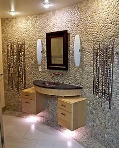 Badfliesen Ideen Kleines Bad : badezimmer mit mosaik gestalten 48 ideen ~ Sanjose-hotels-ca.com Haus und Dekorationen