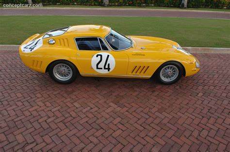 Scaglietti, who had no formal design training and did all his work by the eyes alone, was masterful at changing pininfarina's sensational berlinetta into an even more alluring. 1965 Ferrari 275 GTB Competition at the Cavallino Classic ...