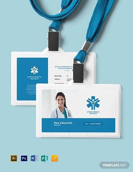 identity card designs word psd design trends