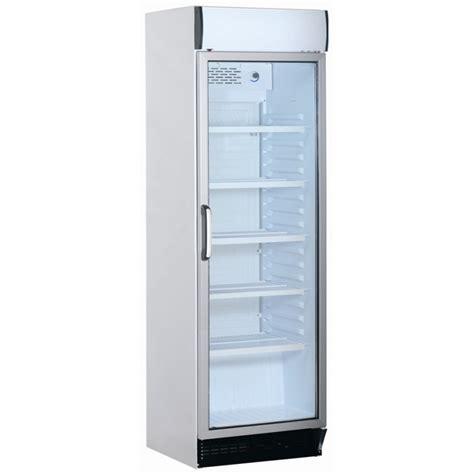 frigo chambre frigo vitrine kléo à boissons vitré 390l pour bouteilles