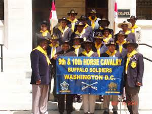 10th Cavalry Buffalo Soldiers