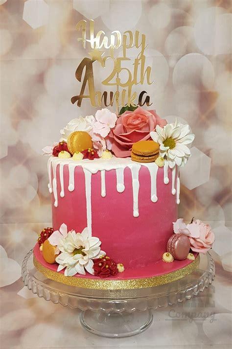 sweetie drip birthday cakes quality cake company tamworth