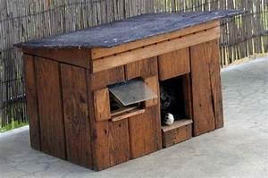 Maison Pour Chat Extérieur : chalet pour gros chat ~ Premium-room.com Idées de Décoration