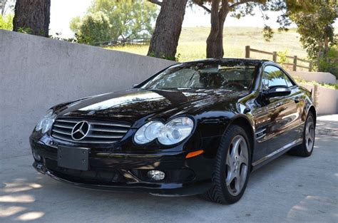 Mercedes s430 / s500 / s55 amg / s600 without proximity cruise control 2004, grille by replace®. 2004 Mercedes Benz SL600 AMG for sale
