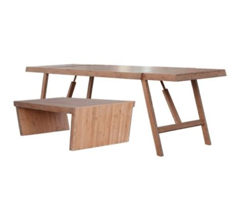 Convertible Coffee Table Doubles As A Dining Table