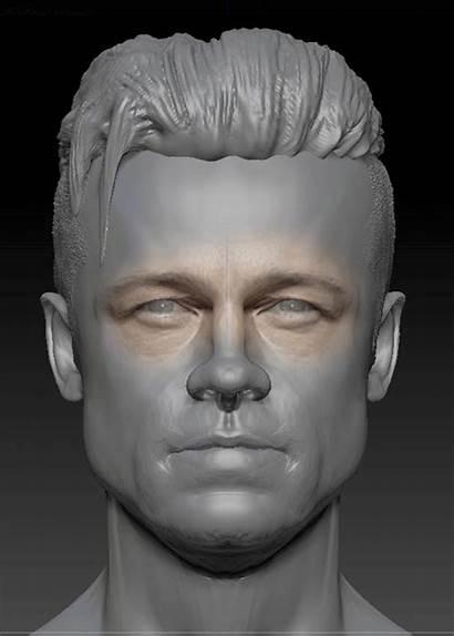 Brad Pitt Side Pleas Result Help Neck