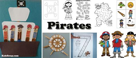 pirates rhymes songs  books  kids kidssoup