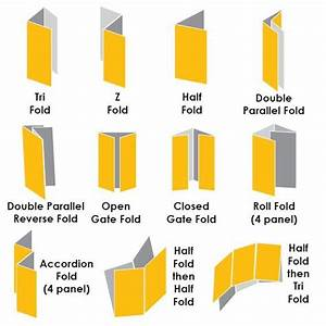 Brochure Folding  Brochure Printing  Die Cut Brochure