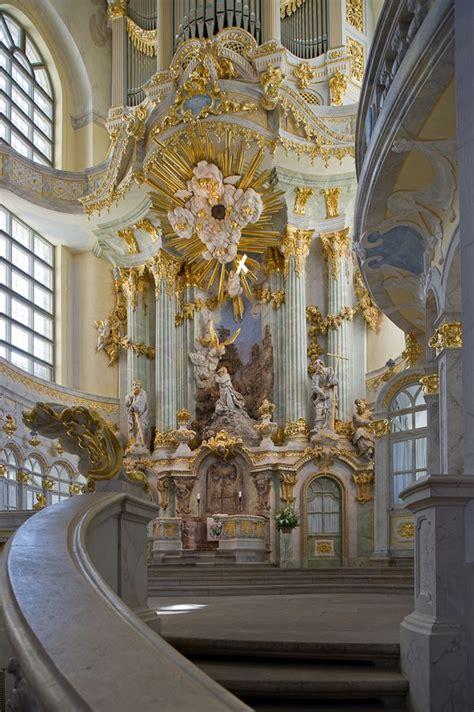 frauenkirche dresden   baroque architecture