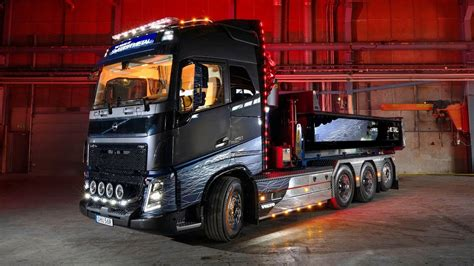 volvo trucks  proudly present  sound  swedish