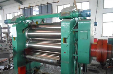 high quality calender  rubber making machine  roll