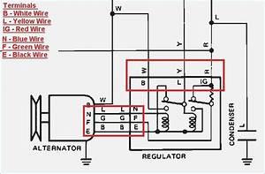 Toyota Corolla Alternator Wiring Diagram  U2013 Vivresaville Com