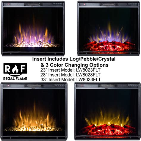 regal flame   flat ventless heater electric