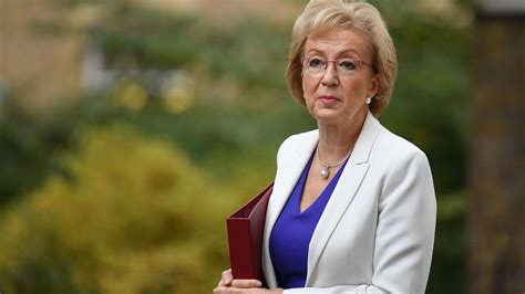 Andrea Leadsom lacked interest in Thomas Cook, allege MPs ...