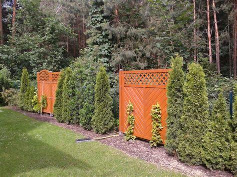 Sichtschutz Garten Pflanzen Und Holz by Sichtschutz Terrasse Pflanzen 81 Images Gartenbau