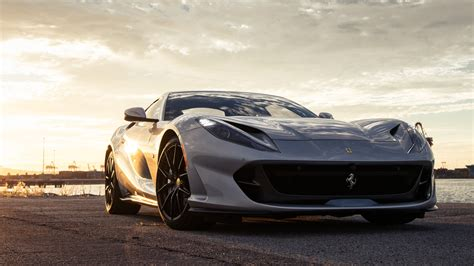 If we talk about ferrari 812 superfast engine specs then the petrol engine displacement is 6496 cc. 2020 Ferrari 812 Superfast Drive: The Sweetest-Sounding Swan Song - News AKMI