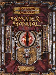 Monster Manual 3 5