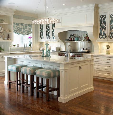 bright  airy kitchen design ideas