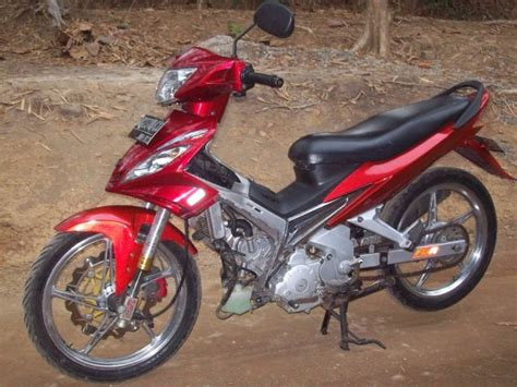 Modifikasi Mx 2007 by Modifikasi Jupiter Mx 2007 Modifikasi Motor Terbaru