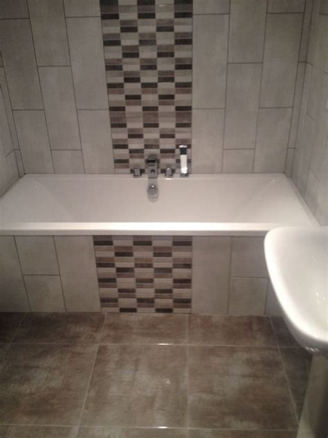 Tile Panels For Bathroom by Mosaic Tiles On Bath Panel Search Home Ideas